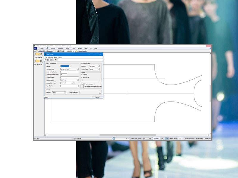 Transform Paper Patterns Into Design Files With AccuScan
