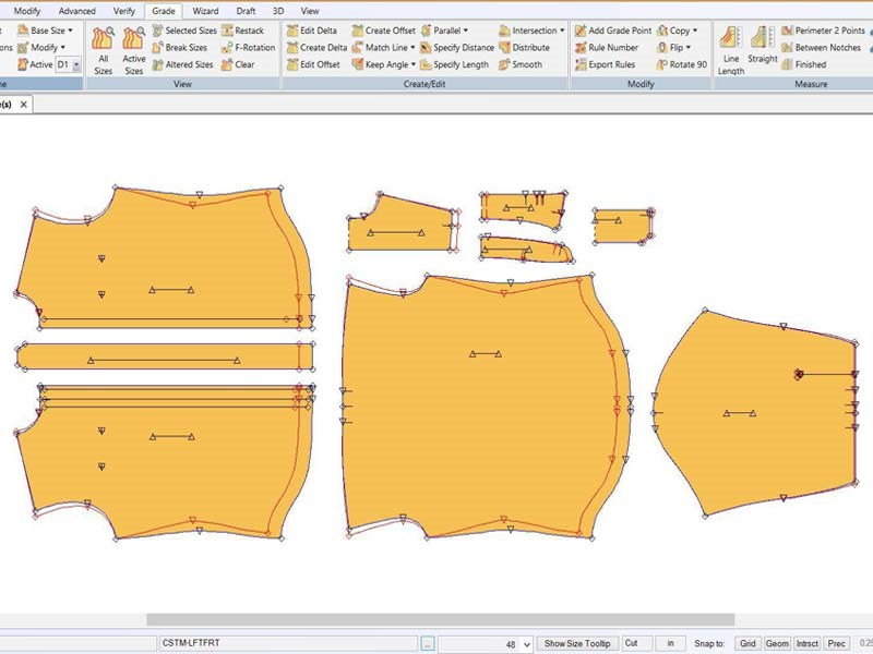 Make Manufacturer Ready Patterns From Your 3d Designs Gerber